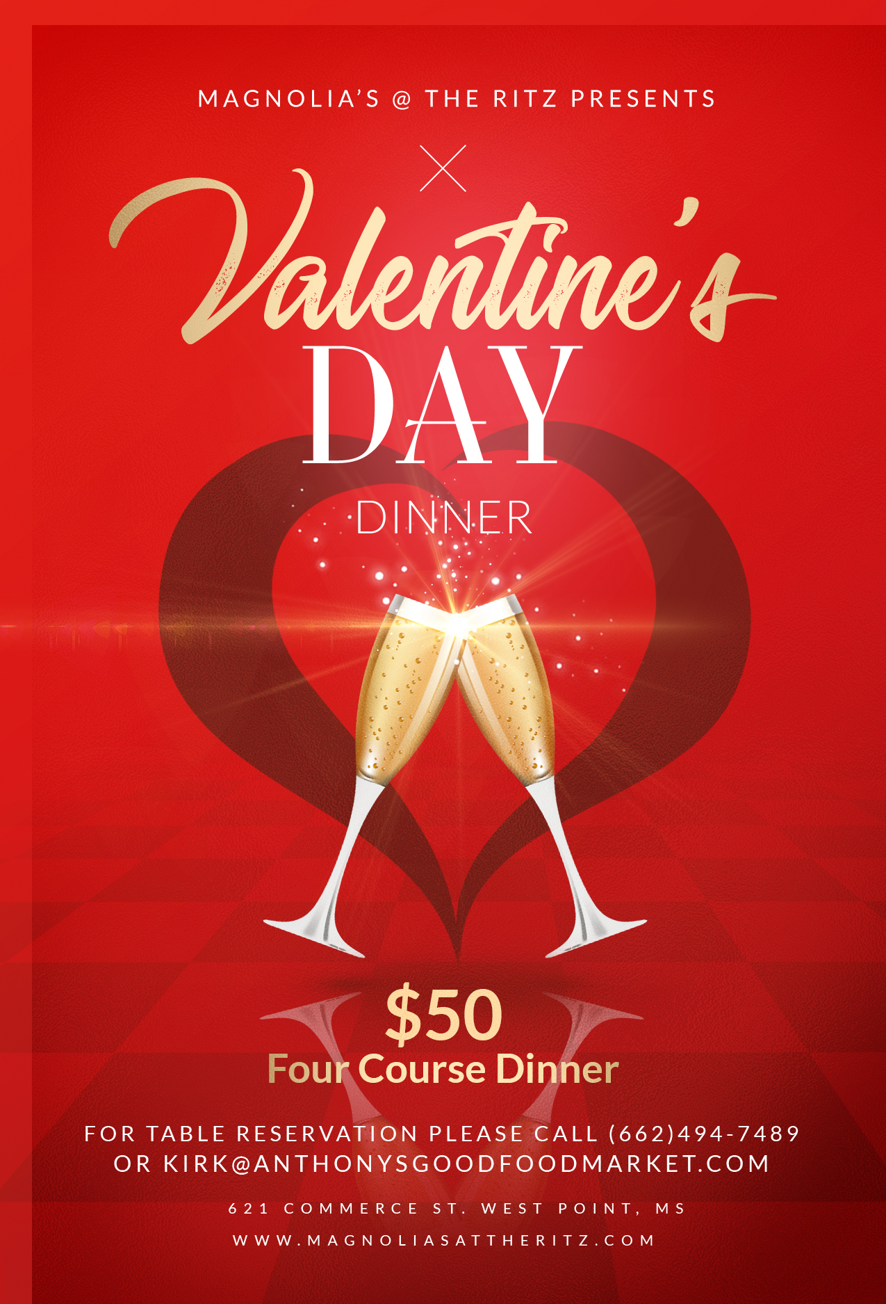 Valentines Day Promotion